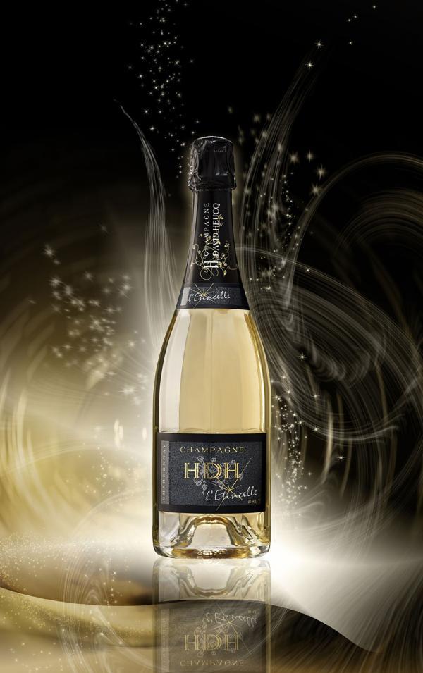 Champagne Henri David-Heucq cuvée Cuvée Brut Etincelle