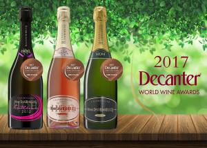 DECANTER - WORLD WINE AWARD